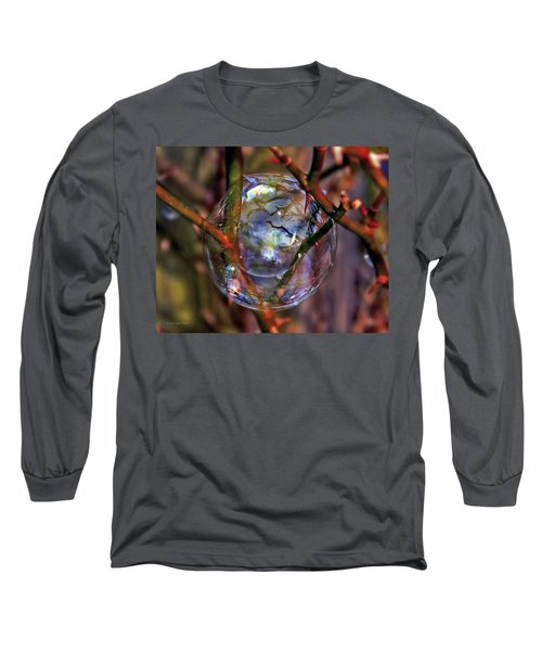 A Delicate Balance Long Sleeve T-Shirt