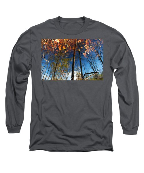 A Different Side Of Autumn Long Sleeve T-Shirt