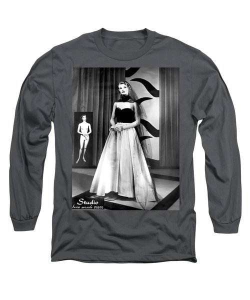 A Fashionable Mannequin Long Sleeve T-Shirt