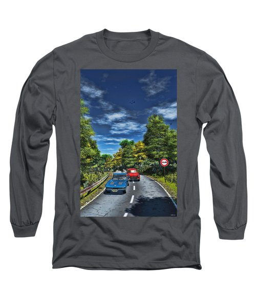 A Game Of Tag Long Sleeve T-Shirt