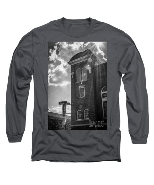 A Light Shines Down Long Sleeve T-Shirt