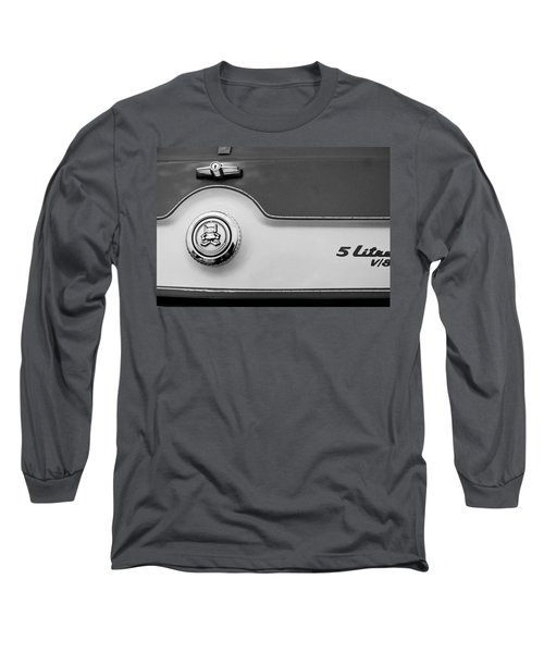 Long Sleeve T-Shirt featuring the photograph A M C 1972 Gremlin Marque by John Schneider