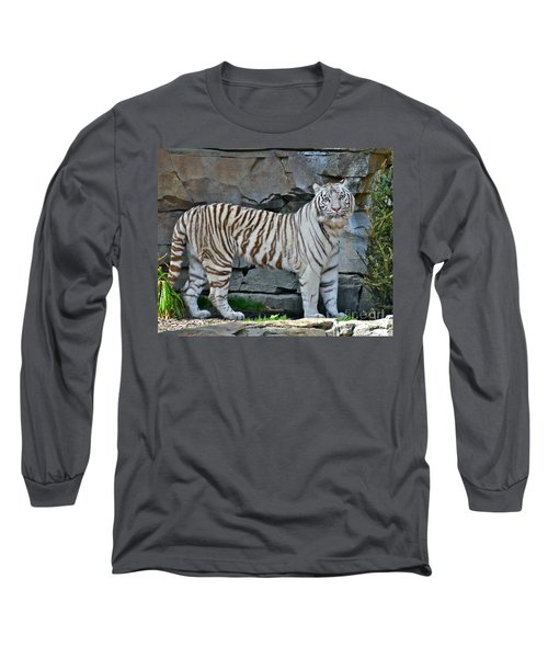 A Magnificent Creature Long Sleeve T-Shirt