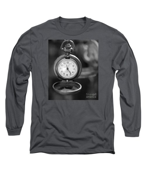 A Moment In Time Long Sleeve T-Shirt by Nina Silver