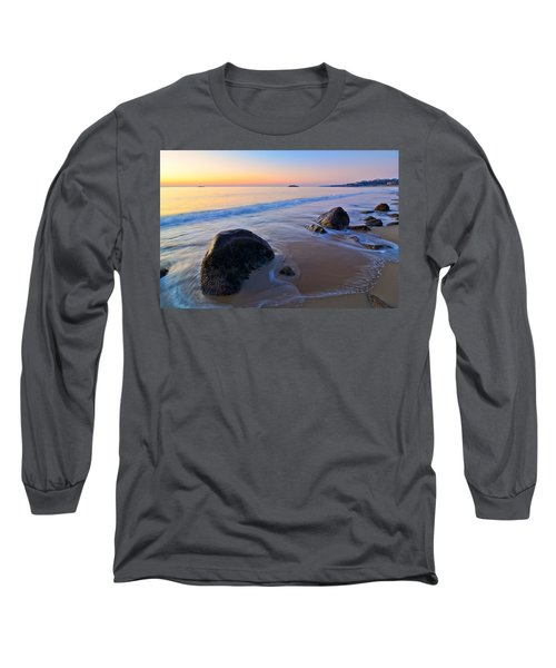 A New Day Singing Beach Long Sleeve T-Shirt