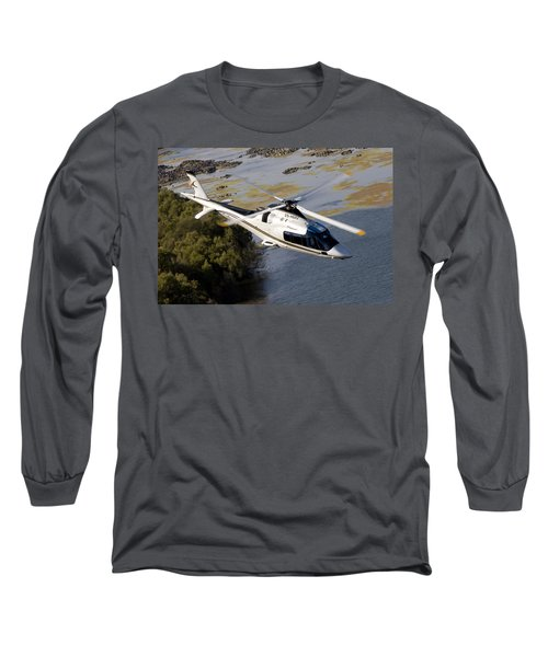 A Paining Long Sleeve T-Shirt