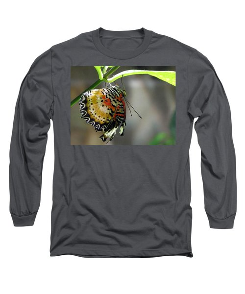 A Real Beauty Long Sleeve T-Shirt by Jennifer Wheatley Wolf