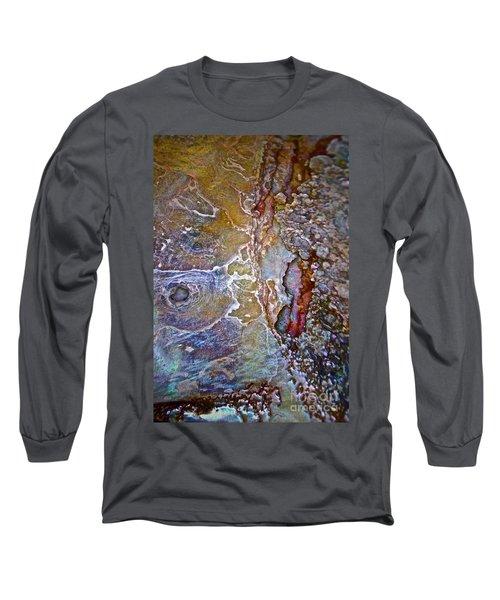 A Secret Beneath The Surface Long Sleeve T-Shirt