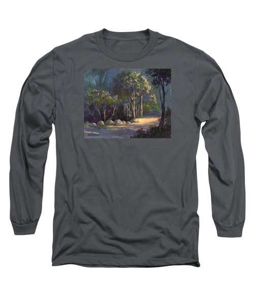A Special Place Long Sleeve T-Shirt by Michael Humphries