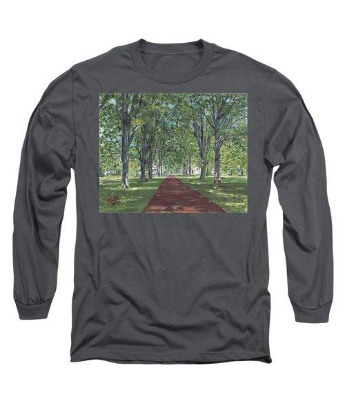 Washington Crossing State Park Long Sleeve T-Shirt
