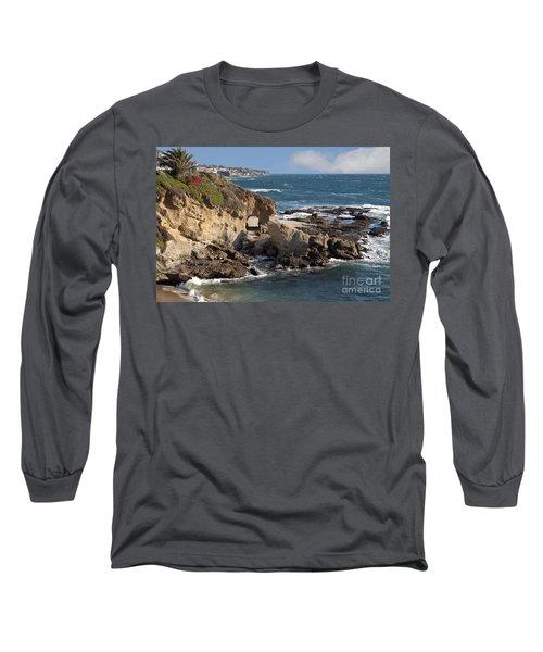 A Walk Through The Rocks Long Sleeve T-Shirt