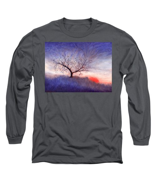 A Wintering Tree Long Sleeve T-Shirt