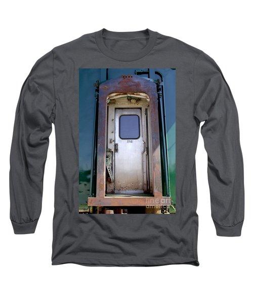 Abandoned Brilliance Long Sleeve T-Shirt