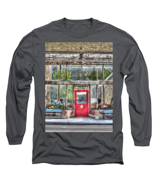 Abandoned Shop Long Sleeve T-Shirt