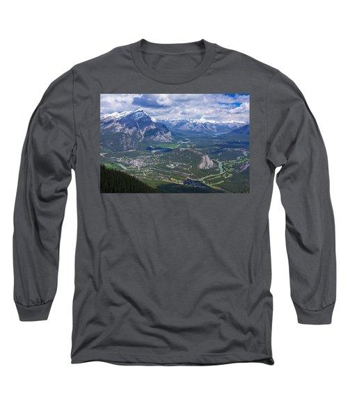 Above Banff Long Sleeve T-Shirt