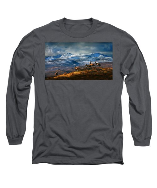 Above Strathglass Long Sleeve T-Shirt