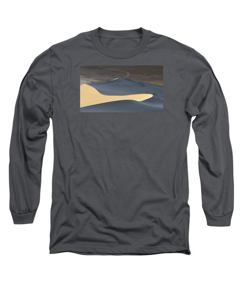 Above The Road Long Sleeve T-Shirt by Chad Dutson