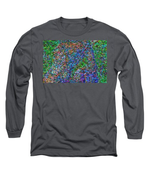Abstract Colorfull  Art Long Sleeve T-Shirt
