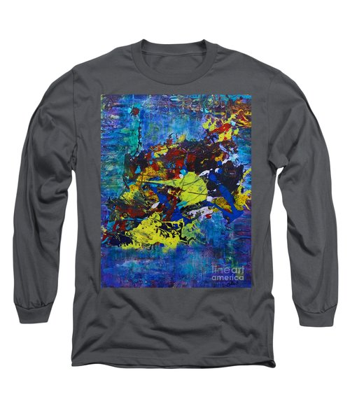 Abstract Fish  Long Sleeve T-Shirt
