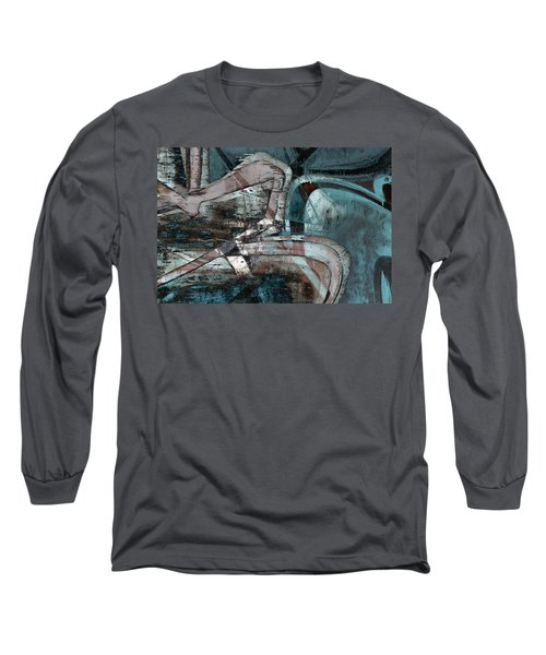 Abstract Graffiti 9 Long Sleeve T-Shirt