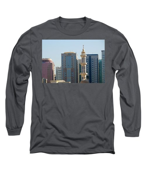 Abu Dhabi City Center Long Sleeve T-Shirt