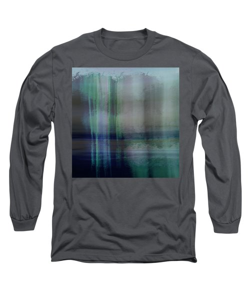 Acid Wash Long Sleeve T-Shirt by Terence Morrissey