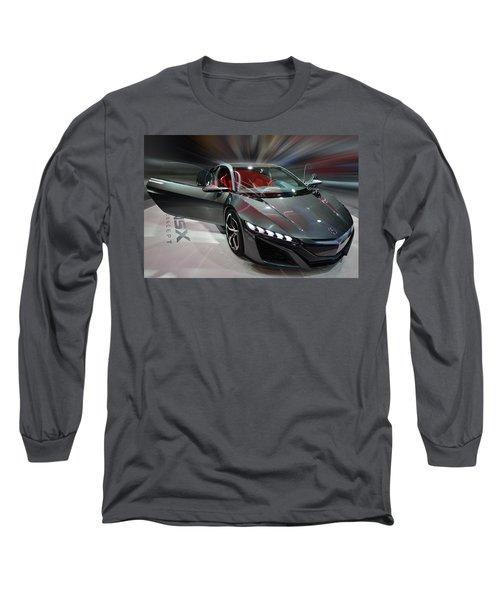 Acura Nsx Concept 2013 Long Sleeve T-Shirt