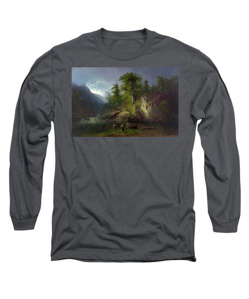 Adirondacks, C1812 Long Sleeve T-Shirt