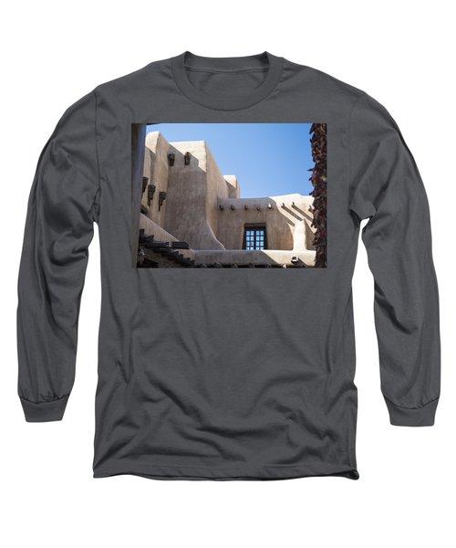 Adobe Sky Long Sleeve T-Shirt