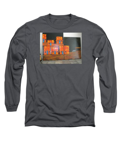 Adobes Long Sleeve T-Shirt