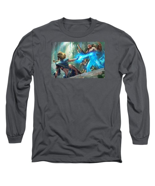Aetherize Long Sleeve T-Shirt