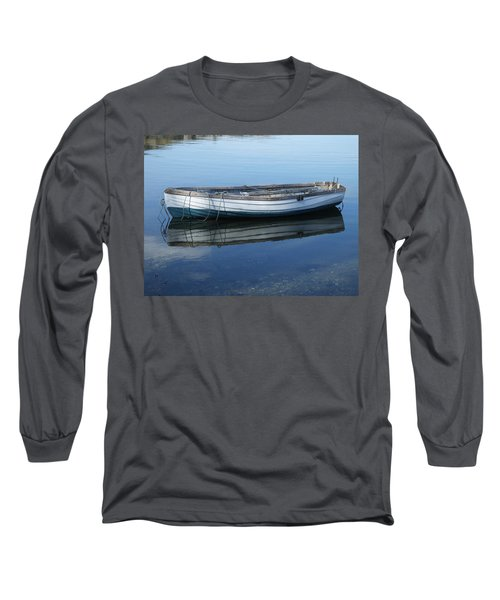 Long Sleeve T-Shirt featuring the photograph Afloat by Mark Alan Perry