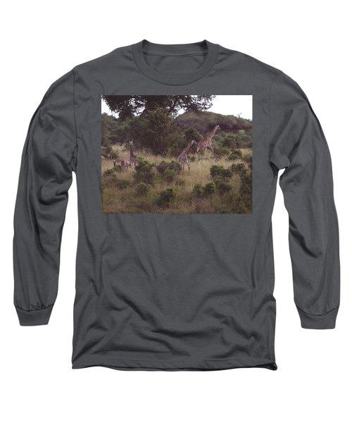 Africa Dream Long Sleeve T-Shirt
