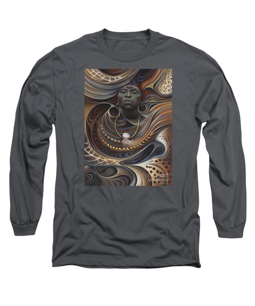 African Spirits I Long Sleeve T-Shirt