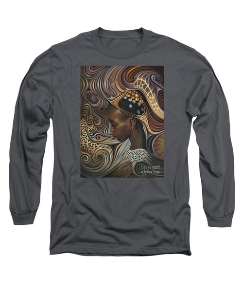 African Spirits II Long Sleeve T-Shirt