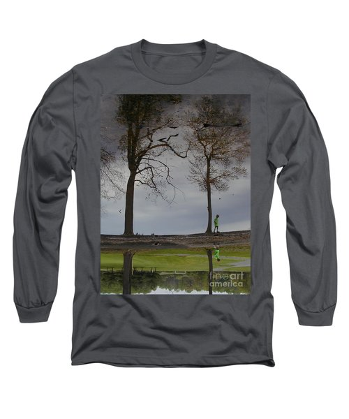 After Soccer By The Pond Long Sleeve T-Shirt