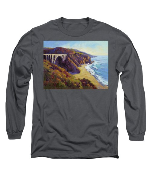 Afternoon Glow 3 / Big Sur Long Sleeve T-Shirt
