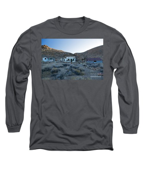 Aguereberry Camp Death Valley National Park Long Sleeve T-Shirt