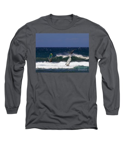 Air Time Long Sleeve T-Shirt