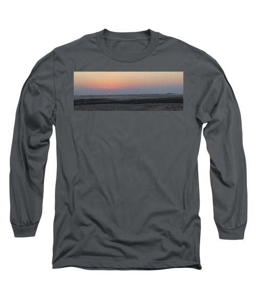 Al Ain Desert 7 Long Sleeve T-Shirt
