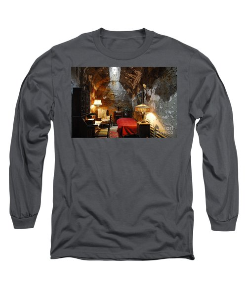 Al Capone's Cell Long Sleeve T-Shirt