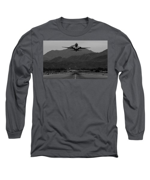 Alaska Airlines Palm Springs Takeoff Long Sleeve T-Shirt