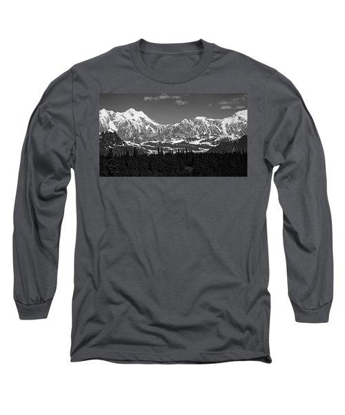 Alaska Range Long Sleeve T-Shirt