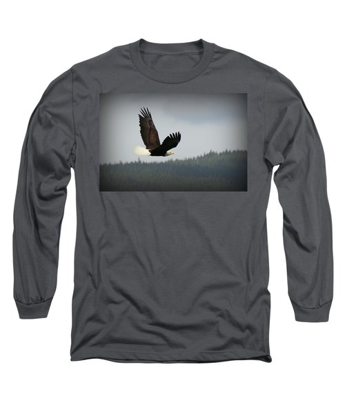 Alaskan Flight Long Sleeve T-Shirt