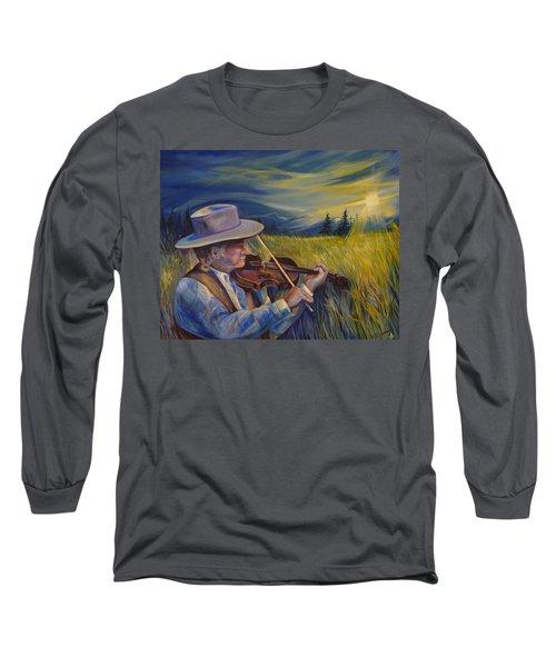 Alberta Lullaby Long Sleeve T-Shirt