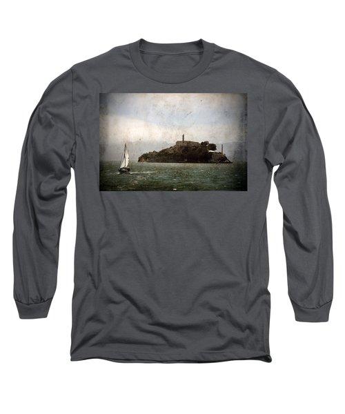 Alcatraz Island Long Sleeve T-Shirt
