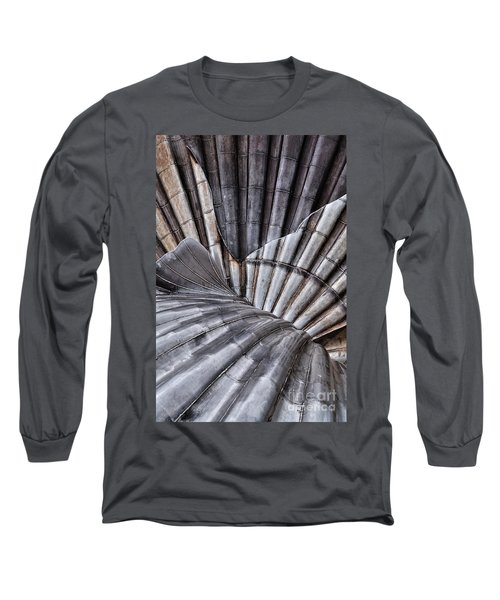 Aldeburgh Shell Abstract Long Sleeve T-Shirt