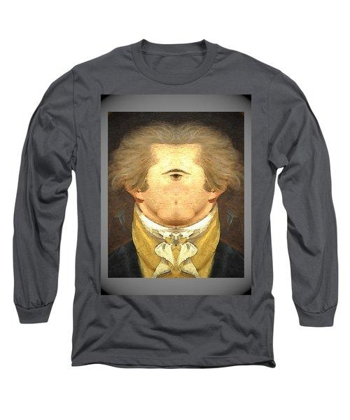 Alexander_hamilton 2 Long Sleeve T-Shirt
