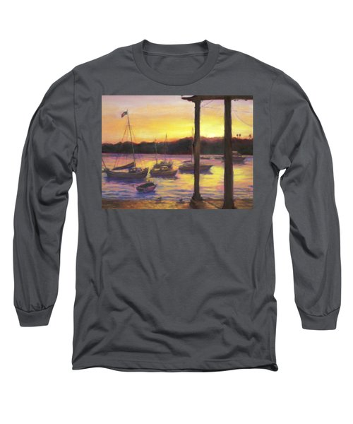 Algarve Sunset Long Sleeve T-Shirt