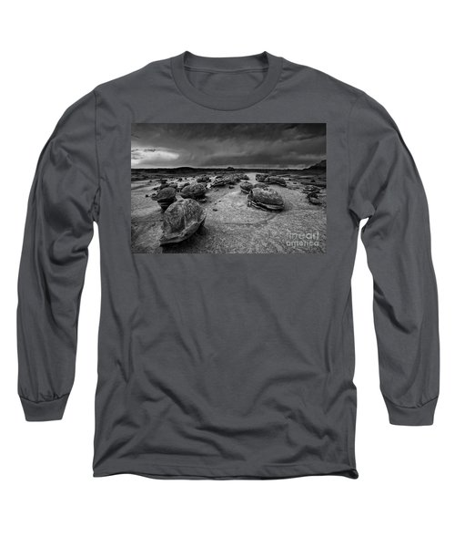 Alien Eggs At The Bisti Badlands Long Sleeve T-Shirt